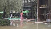China: Wuhan raises flood alert level after intense seasonal rains