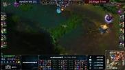 Alienware LoL 5vs5 Grand Final - iNNERFiRE vs Rape Time #1