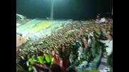 Цска 0 - 1 Левски (01.08.2010) - На вашето знаме е Юда ! /2/