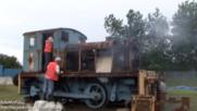 Стартиране на старите дизелови двигатели