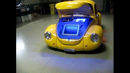 Танцуваща кола - car audio tuning