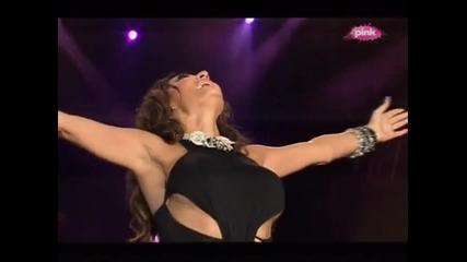 Ceca - Vazduh koji disem - (LIVE) - (Usce 2) - (TV Pink 2013)