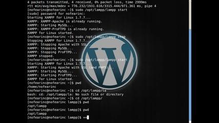 1. Въведение в Xampp -- Php Mysql уеб програмиране - (Пешев)