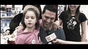 """Евгени Иванов """"Пушката"""" – Посланик в Коледната Кампания на Holiday Heroes"""