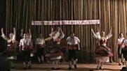 Ансамбъл Китна Тракия - гр.хасково - Добруджански танц