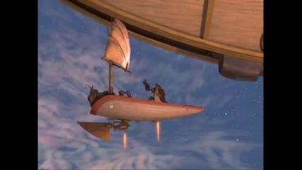 Treasure Planet - I am still here