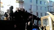 Гражданската война в Украйна!