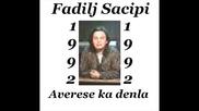 Fadilj Sacipi-averese ka denla 1992