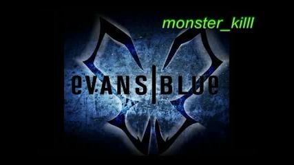 Evans Blue Over