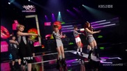 (hd) She'z - My way ~ Music Bank (01.06.2012)