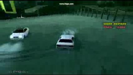 Drift in Samp