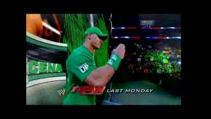 Wwe Night Of Champions 2012 John Cena Vs Cm Punk [ Wwe Championship Match ]