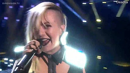 Poli Genova - If Love Was A Crime 1080p ( Bulgaria Live at Semi - Final 2 )