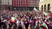 #дансwithme - Над 20 000 на Протест - 16 Юни 2013 София