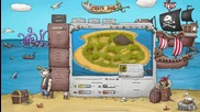 Pirate Duel - Трейлър на българската Mmo стратегическа, пиратска игра
