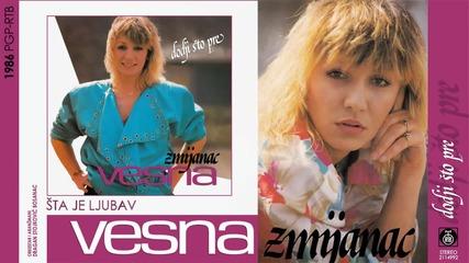 Vesna Zmijanac - Sta je ljubav - (Audio 1986)