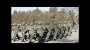 Южен Вятър - Батальона се строява (със снимки от българската армия)