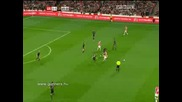 Arsenal vs Liverpool 2 - 1 (carling Cup) - Arsenal goals