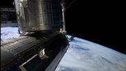 Изглед на планетата ни от телескопа Хъбъл