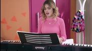 Violetta singing syper song Descubri