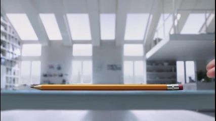 Първа реклама на ipad Air