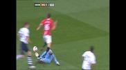 Манчестър Юнайтед 5 - 2 Тотнъм Кристиано Роналдо Гол От Дузпа *hq*