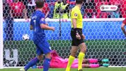 Турция 0 - 1 Хърватия ( 12/06/2016 ) ( Евро 2016 )