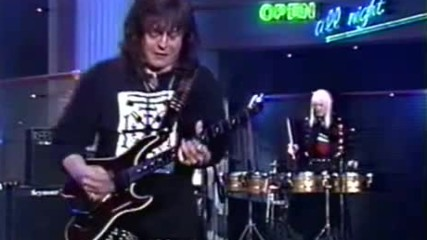 Rick Derringer & Edgar Winter - Hang On Sloopy /1990/
