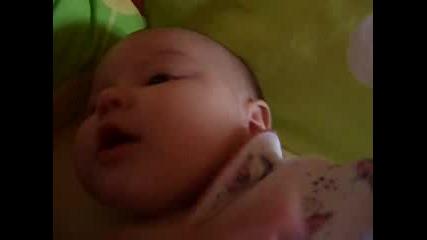 Бебето Андреа На 4 Месеца