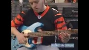How To Play Slap Bass Guitar Using Hammer