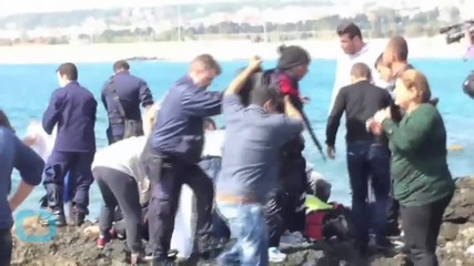 Migrant Ship Sinks in Rhodes