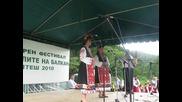 Откриване На Фестивала В Село Жълтеш
