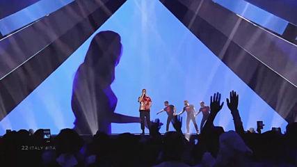 Италия на Евровизия 2019 Mahmood - Soldi - 2-ро място