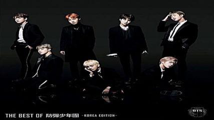 [best Album] Bts - The Best of Boudan Shounendan -korea Edition- (full Album)