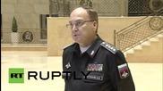 Russia: Deputy MOD praises Russian/US memorandum on Syrian airspace