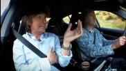 Porsche Panamera Срещу Пощенските Услуги - Top Gear - Част 2