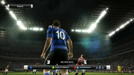 Pes 2012 goal