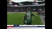 """Вердер"" спечели северното дерби срещу ""Хановер"" с 3:2, ""Аугсбург"" – ""Майнц"" 2:1"