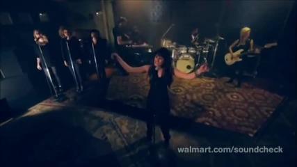 Lea Michele full Walmart Soundcheck