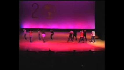 Adam Rose Hip Hop Choreography