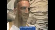 Franck Ribery плаши хора (rofl)