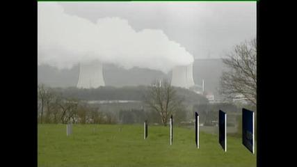 Инцидент във френска ядрена централа