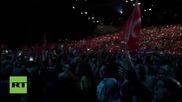 """Франция: Над 10,000 души присъстваха на """"анти-терор"""" митинга на Ердоган"""