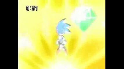 Sonic X Amv (sonic Drive)