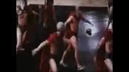 Parodiq Na 300 Dance Battle