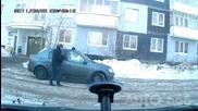 Компилация нагли кражби от автомобили