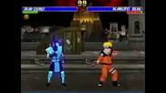 Naruto Deatch (subzero Fatality)
