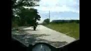 Triplextreme - Gsxr750 - Tankcam - Tricks