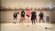 Jung Hyosung - Good - Night Kiss Dance Practice