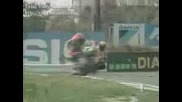 Valentino Rossi - Падания